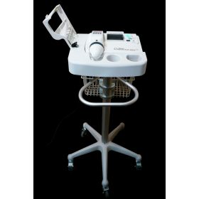 Roll Cart w/Basket for Mcube Biocon-900 Bladder Scanner
