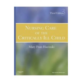 NURSING CARE CRITICALLY ILL CHILD 3E