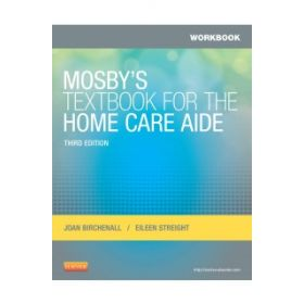 Mosby's WB Home Care Aide Txt 3e
