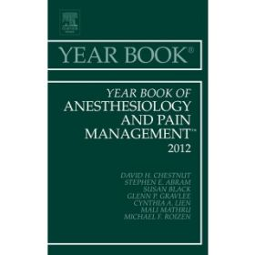 Year Book Anaesthesiology Pain Man 2012