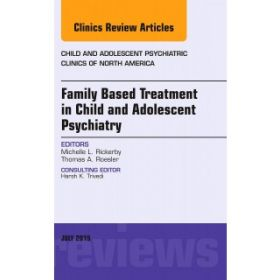 Family-Based Treatment in Child Psychiat