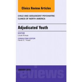 Adjudicated Youth, An Issue of Child and