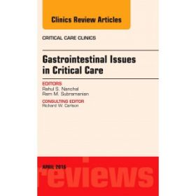 Gastrointestinal Critical Care, An Issue