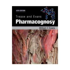 TREASE & EVAN'S PHARMACOGNOSY 16E