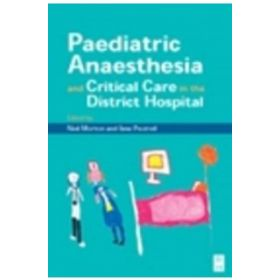 PAEDIATRIC ANAESTHESIA & CRITICAL CARE