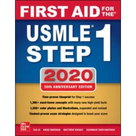 FIRST AID FOR THE USMLE STEP 1 2020 30E