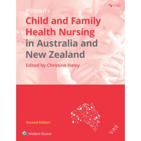 VitalSource Ebook for Child and Family Health Nursing in Australia and New Zealand, Australia and New Zealand