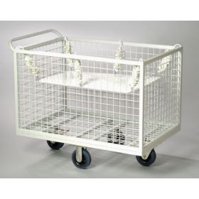 Wet and Dry Laundry Trolley AX 726