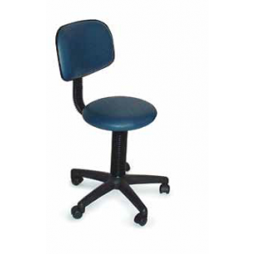 Round Top With Backrest Stool