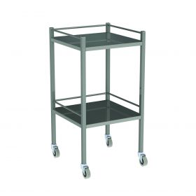 Instrument Trolley Stainless Steel Model AX 033