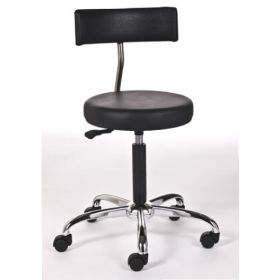 Surgeon Stool Hand Operated - Backrest AX 265