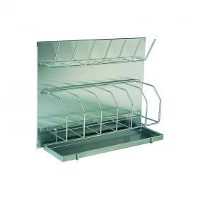 Pan and Bottle Rack - 6 AX 552