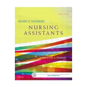 Mosby's Textbook Nursing Assistants 9e