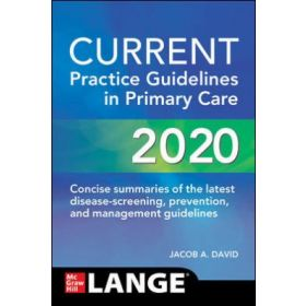 CURRENT PRACTICE GUIDELINES IN PRIMARY CARE 2020 18E