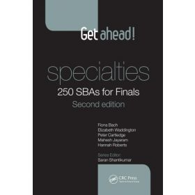 Get ahead! Specialties: 250 SBAs for Finals