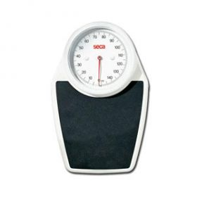 Seca 762 Flat Scale, Mechanical, 150 kg Black/White, 500g-Division