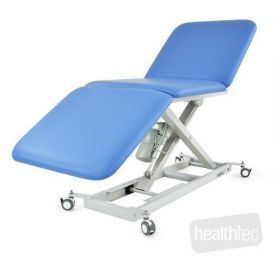 LynX GP3 ECHO Cardiology Table (780/850/710 wide) - Three Section - All Electric w/Castors